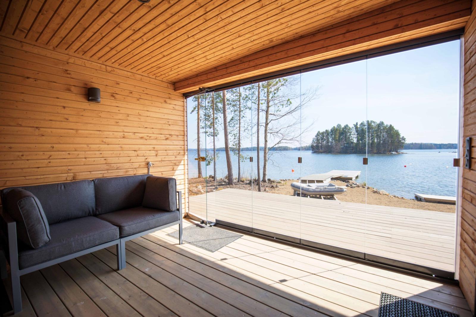 suelo madera natural porche